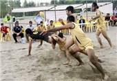 ساریخانی: به دنبال جوانگرایی در تیم ملی کبدی ساحلی هستیم