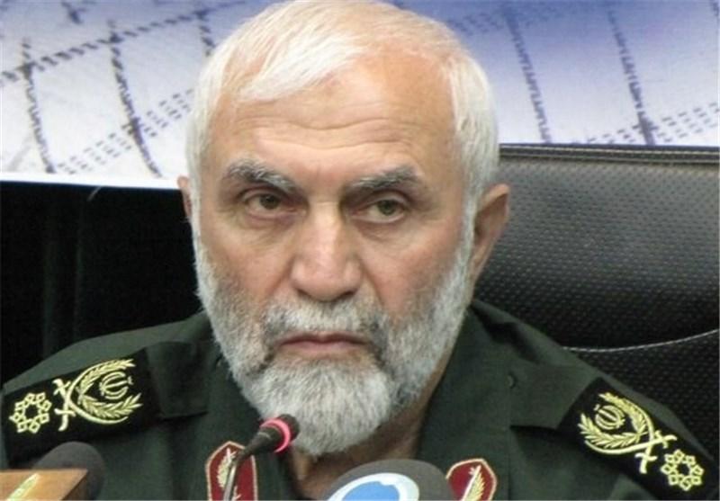 العمید همدانی: حماقة أعداء الاسلام تسببت فی نشوء 3 أحزاب الله فی المنطقة