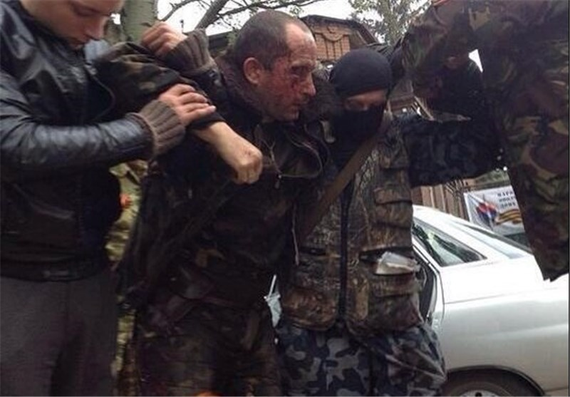 Ukrainian Troops Begin Special Operation in Slavyansk