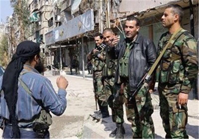 وقف اطلاق نار فی حمص القدیمة تمهیداً لخروج المسلحین