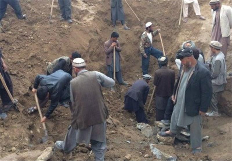 Aid Sent to Afghanistan Landslide Site