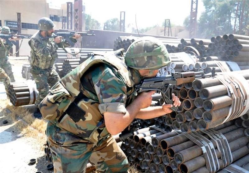 Militant Mortar Attacks on Aleppo Kill 20