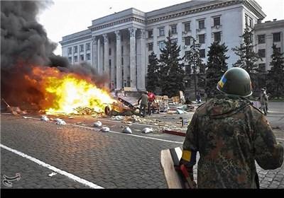 ادامه درگیریها در اوکراین