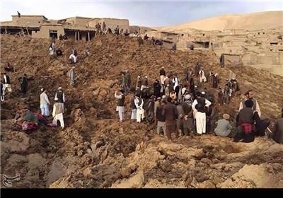 مقتل 350 شخصا فی انزلاق ارضی شرق أفغانستان