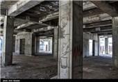 پروژه ناتمام بیمارستان ولیعصر (عج)