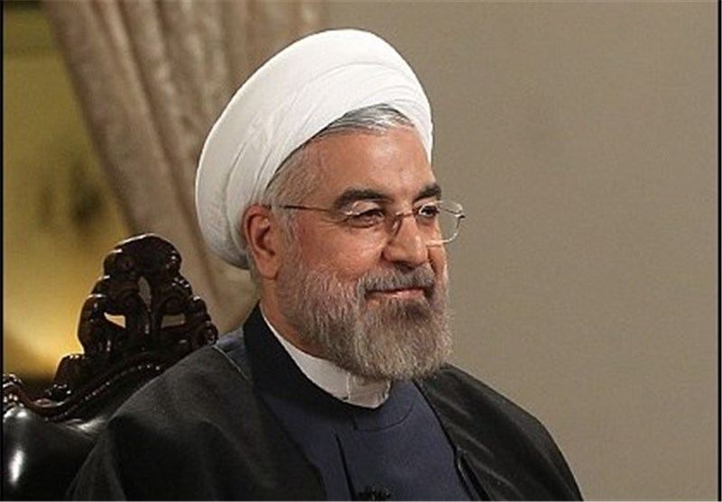 Iran's President: Cooperation Key to Resolving Int'l Issues