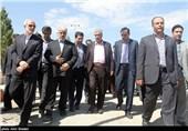 سفر علی ربیعی وزیر کار به اراک