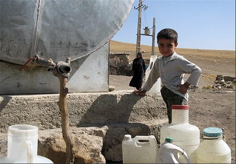آبرسانی سیار پاسخگوی نیاز آبی روستاهای امیرآباد استان سمنان نیست