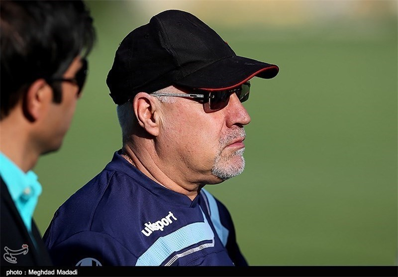 Vingada Hopeful about Iran's Qualification for Olympic Games