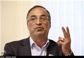 نشست خبری امیر رضا واعظ آشتیانی مدیرعامل سابق استقلال