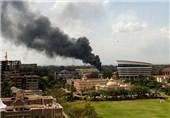 انفجار کنیا