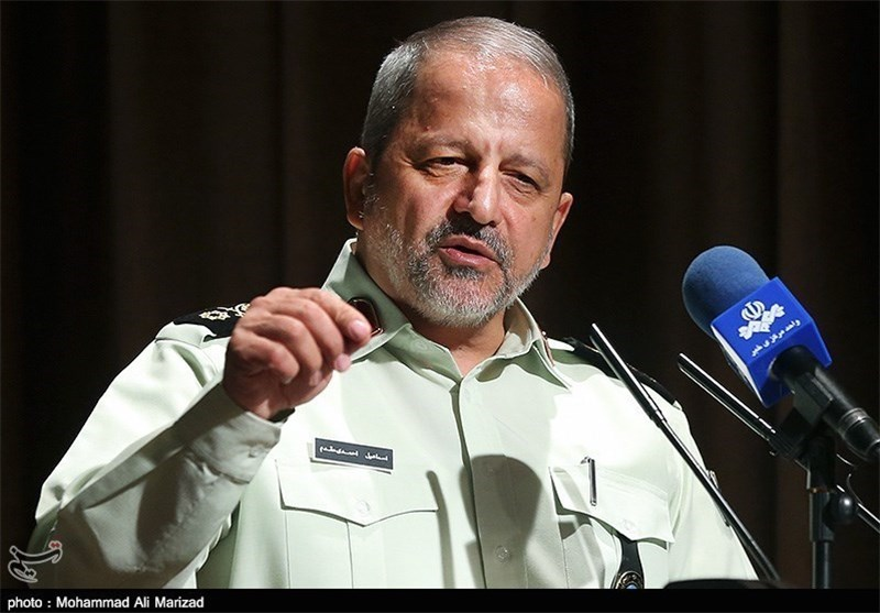Iran Police Chief: Pakistan Should Not Be Terrorists' Safe Haven