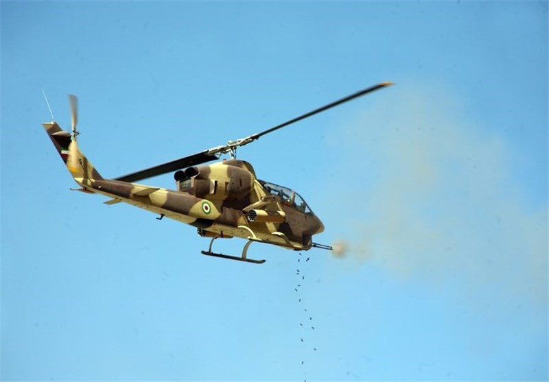 Iran Triples Range of Copter Missiles