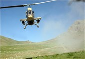 Iran Extending Range of Helicopter-Mounted Weapons