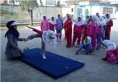نهضت احداث فضای ورزشی با اولویت مدارس دخترانه قم