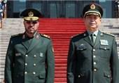 Iranian DM Visits China National Space Administration
