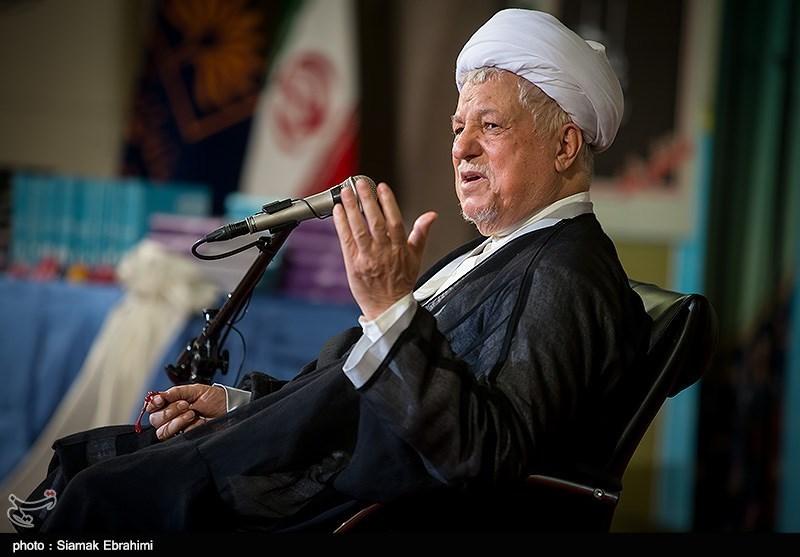 سخنرانی آیتالله هاشمی رفسنجانی رئیس مجمع تشخیص مصحلت نظام