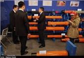 بیست و یکمین نمایشگاه بین المللی نفت ایران آغاز به کار کرد