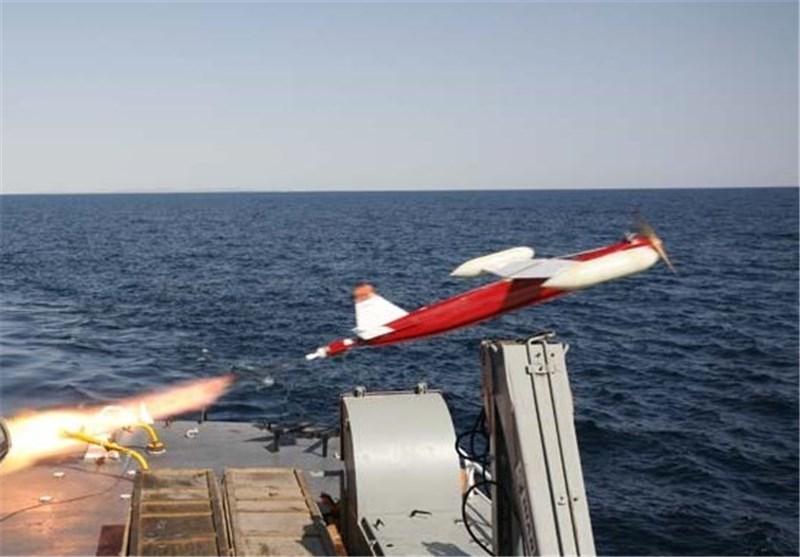 تجهیز ناوشکن دماوند به پهپادهای دریاپایه و موشکهای کروز پیشرفته