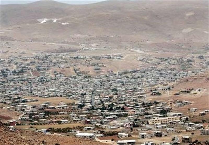 عرسال مرز لبنان و سوریه
