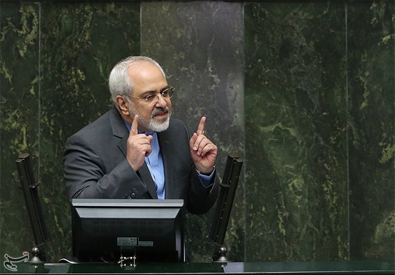 Iran Not Relying on Europe in Economic Issues: Zarif