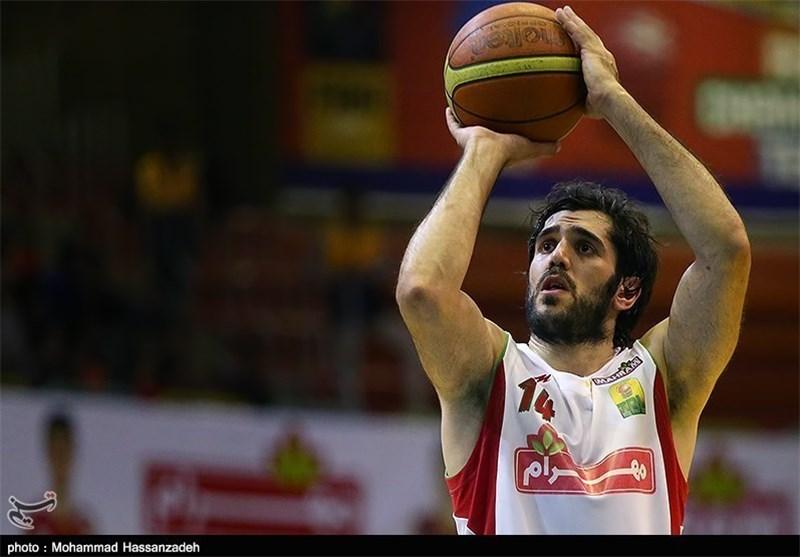 Iran Basketball Captain Nikkhah Bahrami Joins Azad University