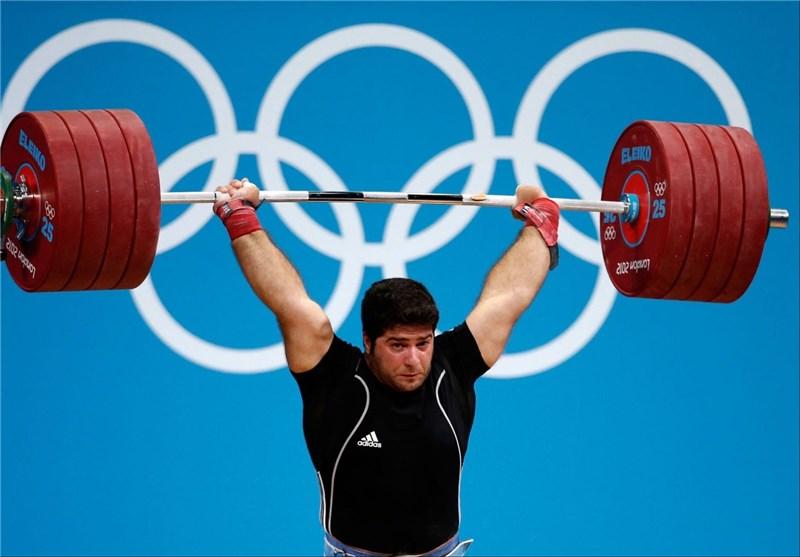 Iran's Nasirshelal Receives 2012 Olympics Games Gold