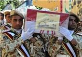 جزئیات تشییع و تدفین 2 شهید گمنام در شهرک آسمان