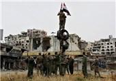 تصویری از حمص قبل و بعد از تهاجم تکفیری ها