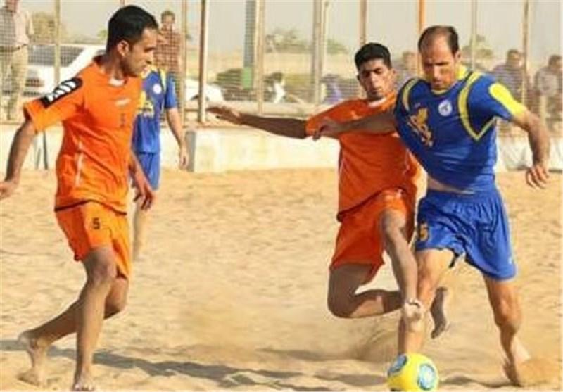 هدف تیم فوتبال ساحلی زینت گستر نوشهر بقا در لیگ برتر است