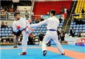 رقابتهای کاراته قهرمانی کارگران قزوین به پایان رسید