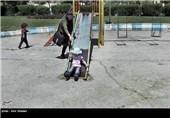 وسایل بازی کودکان در پارکهای زنجان استانداردسازی میشود
