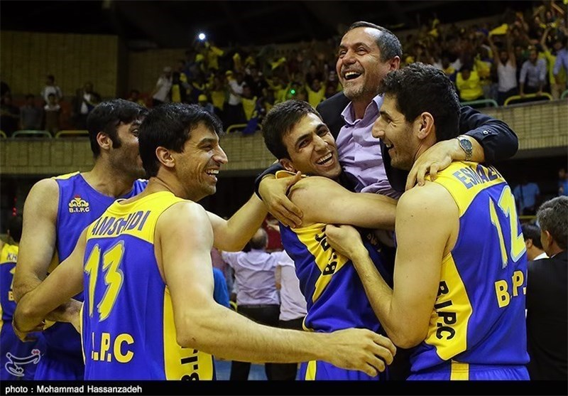 Petrochimi Retains Iran Basketball Super League Title