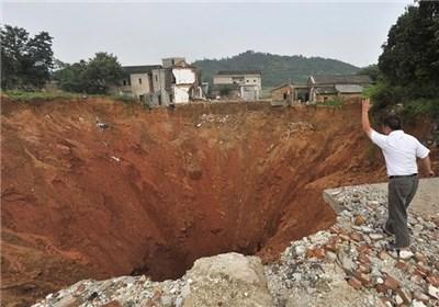 «معجزه آبخیزداری»  فرونشست زمین؛ فاجعه خاموش قرن