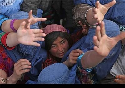 رانش زمین در افغانستان