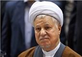 Rafsanjani Raps Silence on Israeli Gaza Onslaught