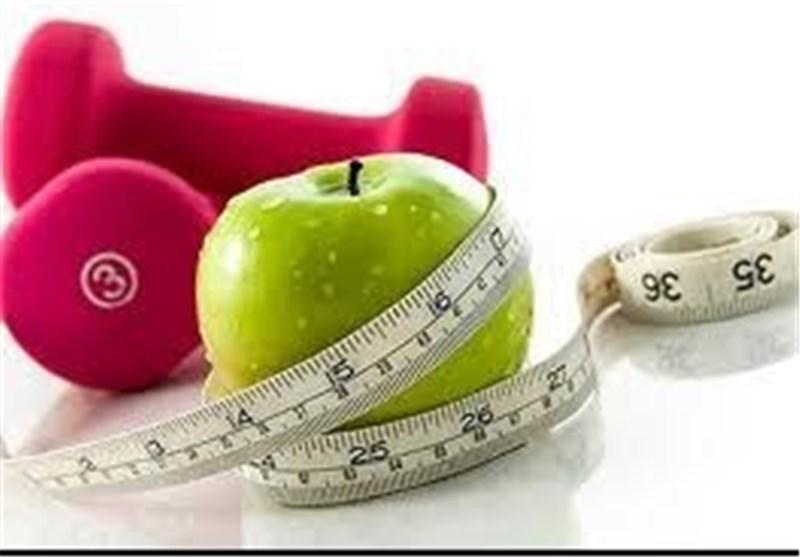 درمان چاقی برای افراد بلغمی