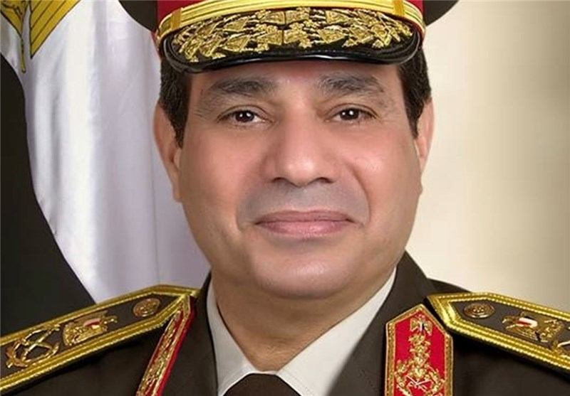 Egypt's Sisi Asks for US Help in Fighting Terrorism