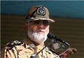 امیر پوردستان: با اقتدار در برابر آمریکا ایستادهایم