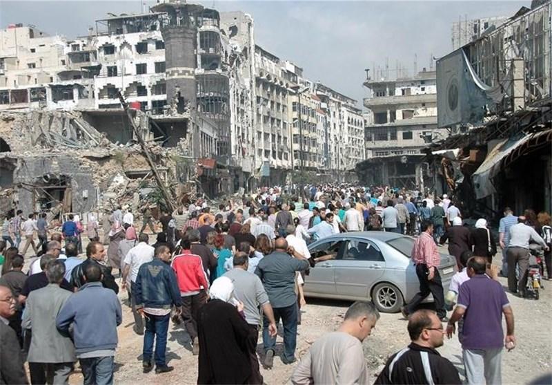 قبر ویران شده خالد بن ولید، یادگار تروریستها در حمص
