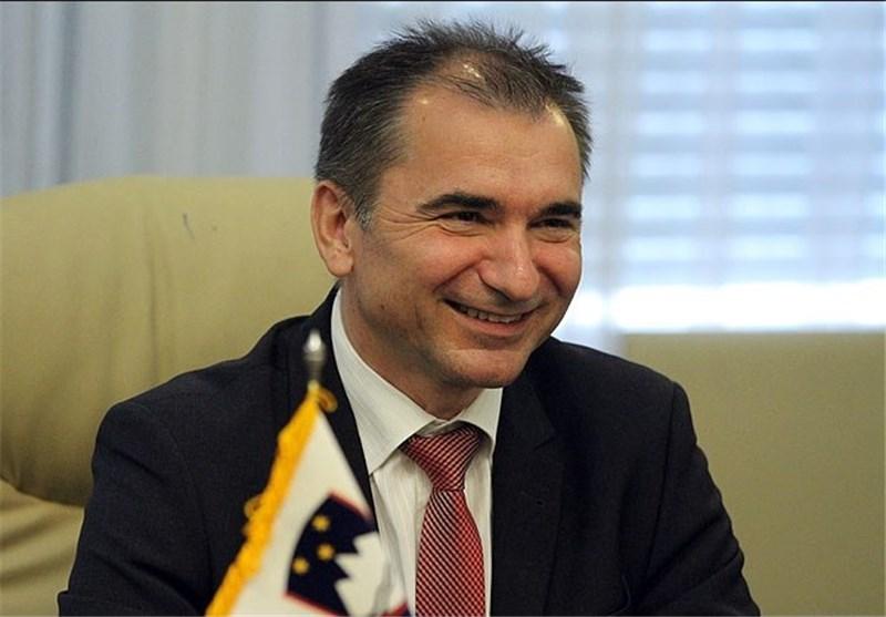 رئیس پارلمان جمهوری اسلوونی در تهران