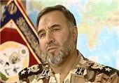 امیرحیدری: ارتش با هرتهدیدی قاطعانه برخورد میکند