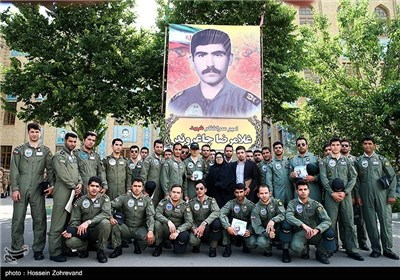 Photos: IRIA Graduation Ceremony Held in Tehran