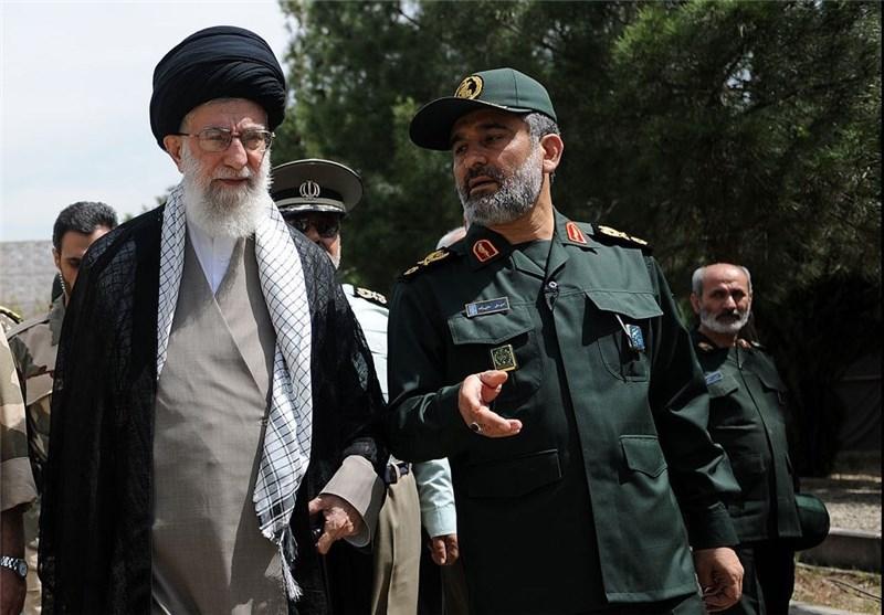 سردار حاجی و رهبر انقلاب