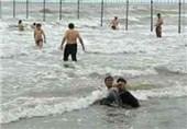 4 درصد آمار غریق کشور مربوط به سواحل گیلان است