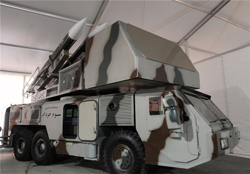 Iran Produces Air Defense Simulator