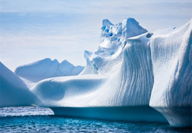 Ice-Loss Moves Earth 250 Miles Down