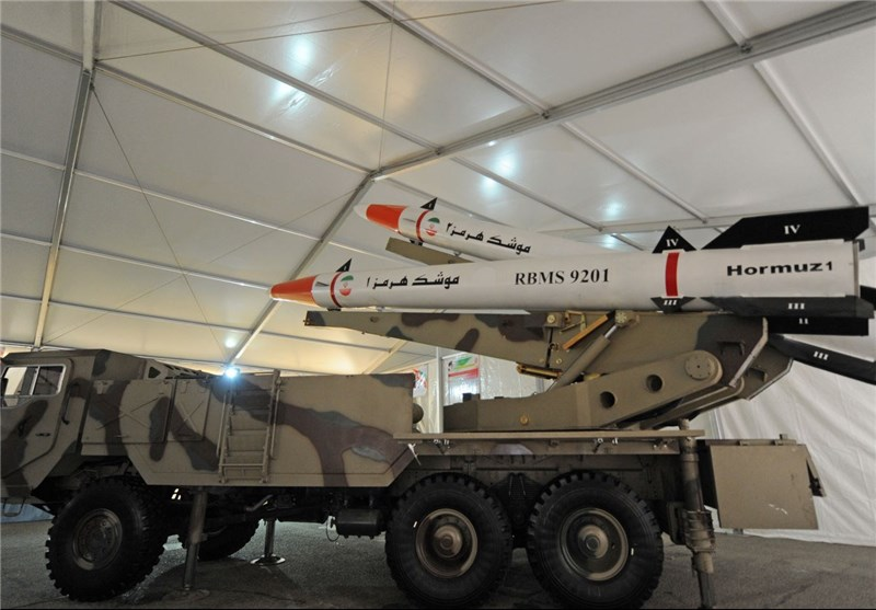 IRGC Displays New Anti-Ship Ballistic Missiles