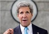 جان کری: مخالفان سوری در عراق نقش ایفا کنند