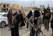 حضور اتباع غربی در کنار داعش در الانبار عراق